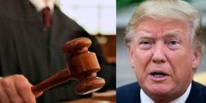 Judge and trump